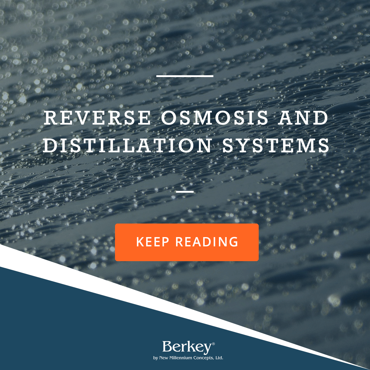 An Overview of Reverse Osmosis and Distillation Systems