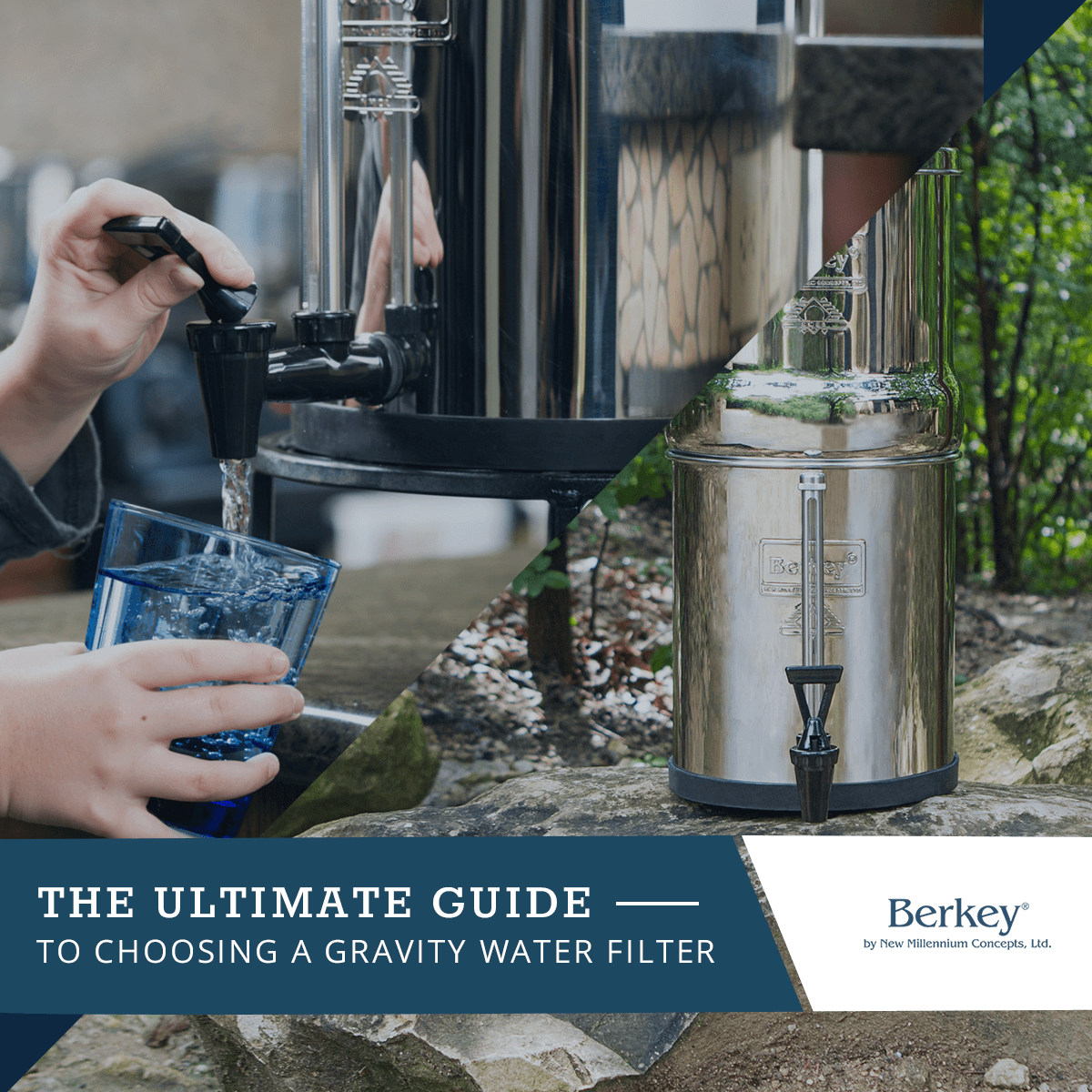 gravity water filter purchase guide