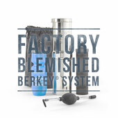 Blemished Go Berkey® Kit (1 quart) with Black Berkey Primer™