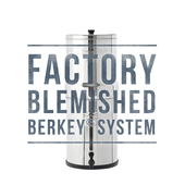 Blemished Imperial Berkey® System (4.5 gal)