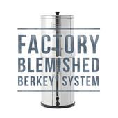 Blemished Crown Berkey™ System (6 gal)