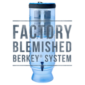 Blemished Berkey Light® System (2.75 gal)