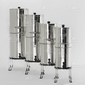 *Berkey Base™ ( For Stainless  Steel  Berkey® Systems)