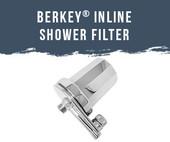 Berkey® Inline Shower Filter