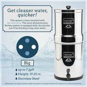 *Big Berkey® System (2.25 gal)
