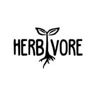 HERBIVORE Vinyl  Sticker -  Vegan Vegetarian Plant Based - Die Cut Decal