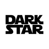"""DARK STAR 5"""" x 2.5"""" Vinyl Decal Sticker - Grateful Dead Jam Jerry Garcia"""