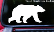 "BEAR 5"" x 2.5"" Vinyl Decal Sticker - Grizzly Black Kodiak Wilderness Polar - FREE SHIPPING"
