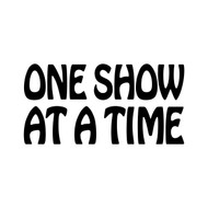 "One Show at a Time 5"" x 2.5"" Vinyl Decal Sticker - The Grateful Dead Wharf Rat"