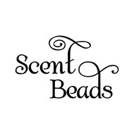 "Scent Beads 5"" x 3"" Vinyl Decal Sticker - laundry Room label"