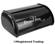 BREAD BOX Vinyl Sticker - Kitchen Breadbox Bin Label - Die Cut Decal - Swash