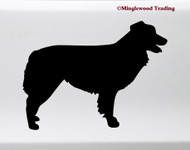 AUSTRALIAN SHEPHERD Vinyl Sticker -V1- Auss Aussie Dog Puppy - Die Cut Decal