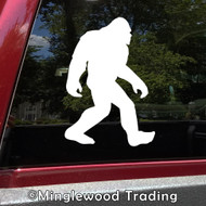 Bigfoot V2 Vinyl Sticker - Sasquatch Yeti Believe 4x4 Off Road - Die Cut Decal