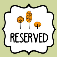 """RESERVED for June File: gearupbuttercup (4""""x 2.5"""")"""
