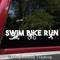 Swim Bike Run Vinyl Decal V2 - Triathlon Race Triathlete Sport - Die Cut Sticker