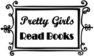 "Pretty Girls Read Books - Vinyl Decal Sticker - 8.5"" x 5"""