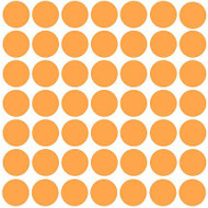 "Polka Dots - 49 1.5"" dots - Vinyl Decal Stickers"