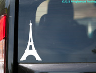 "Eiffel Tower vinyl decal sticker 5.5"" x 3"" Paris France"