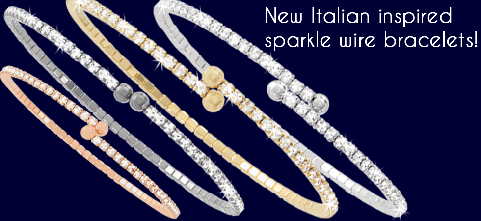 New-Italian-inspired-sparkle-wire-bracelets