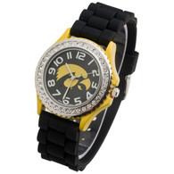 Iowa-Hawkeyes-Ladies-Jelly-Watch