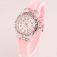 Light-Up-Breast-Cancer-Awareness-Watch