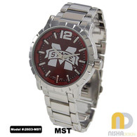 Mississippi-State-Bulldogs-Mens-Metal-Watch
