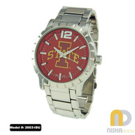 Iowa-State-Cyclones-mens-metal-watch