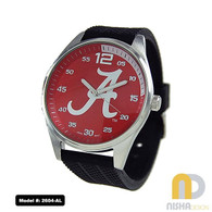 Alabama-Crimson-Tide-mens-jelly-watch
