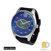 Florida-Gators-mens-jelly-watch