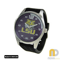 LSU-mens-jelly-watch