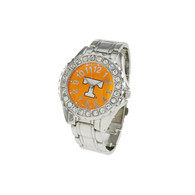Tennessee-Vols-Ladies-Metal-Watch
