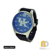 Kentucky-Wildcats-Mens-Jelly-Watch