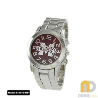 Mississippi-State-Bulldogs-Ladies-Metal-Watch