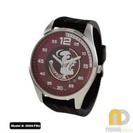 Florida-State-Seminoles-Mens-Jelly-Watch