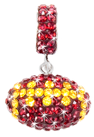 Maroon-and-gold-crystal-football-necklace