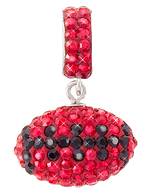 red-and-black-crystal-football-pendant