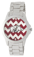 Arkansas-Razorbacks-Chevron-Watch
