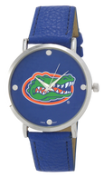 Florida-Gators-Vegan-Leather-Watch