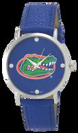 Florida-Gators-Vegan-Leather-Watch