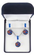 Royal-Blue-and-Orange-Basketball-Charm-Set