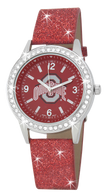 Ohio State Buckeyes Glitter Watch