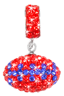 Orange-and-blue-crystal-football-charm-pendant
