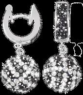 Black-and-white-crystal-basketball-earrings