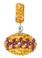 Gold-and-purple-crystal-football-necklace