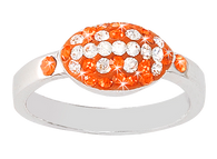 light-orange-and-white-crystal-football-ring
