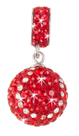 Red-and-white-crystal-baseball-charm