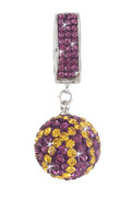 Purple-and-gold-basketball-necklace-from-Nisha-Design