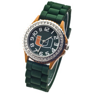 Miami-Hurricanes-Jelly-Watch