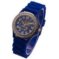 Kansas-Jayhawks-Ladies-Jelly-Watch