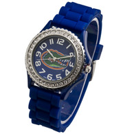 Florida-Gators-womens-jelly-watch